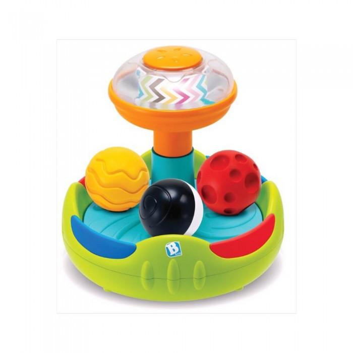 Развивающая игрушка B kids Юла с разноцветными шариками
