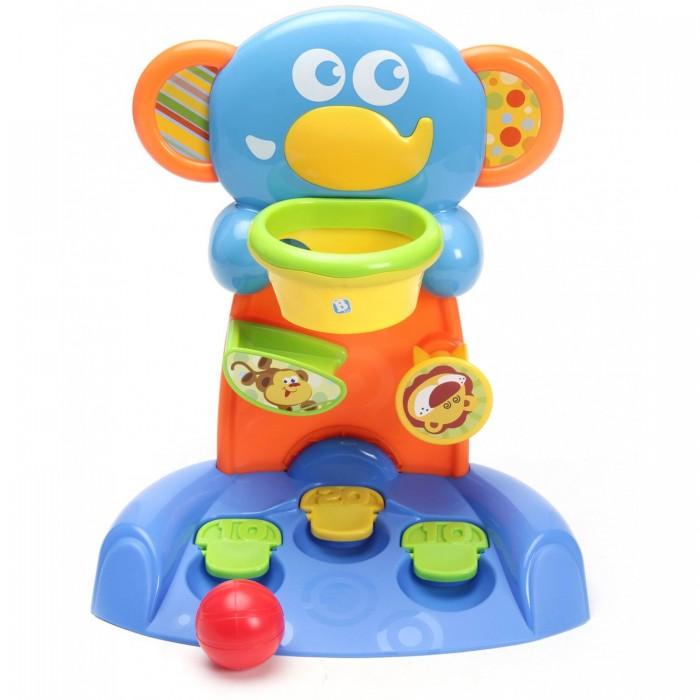 Развивающие игрушки B kids Веселые колечки battat b dot набор веселые колечки