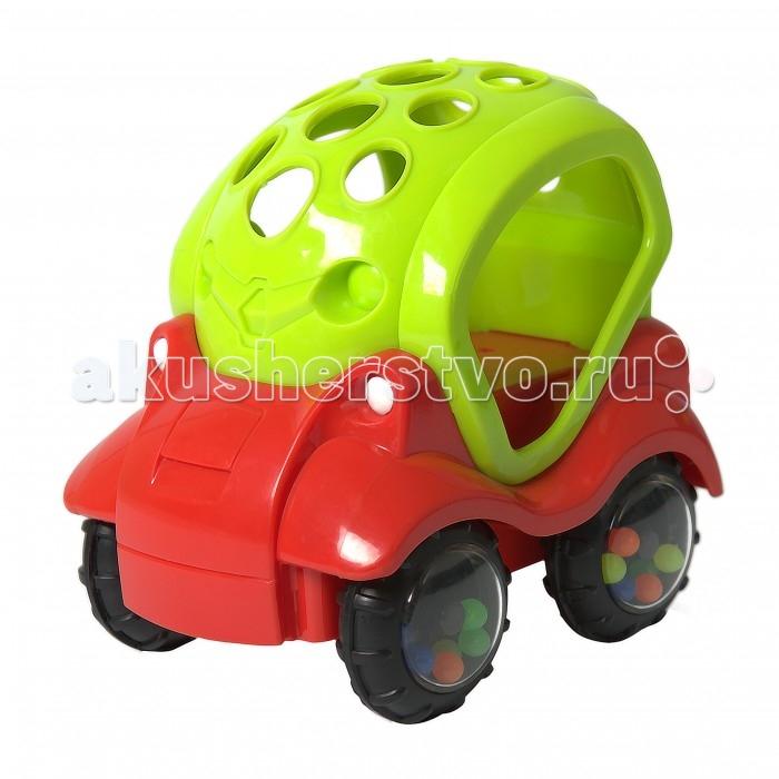 Машины Baby Trend Машинка-неразбивайка 900001 игрушка неразбивайка baby trend собака
