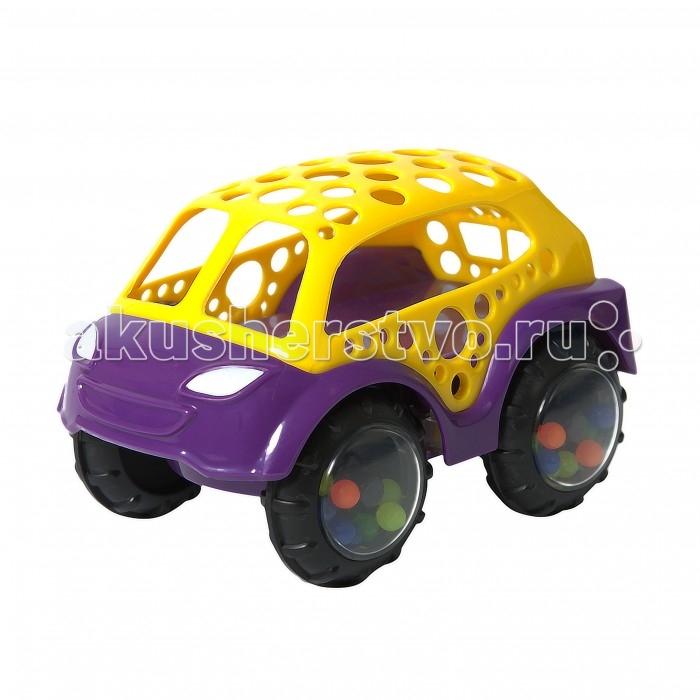 Машины Baby Trend Машинка-неразбивайка 900003 игрушка неразбивайка baby trend собака