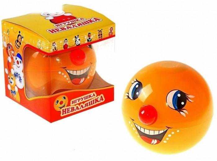 Развивающие игрушки Russia Неваляшка 12 см