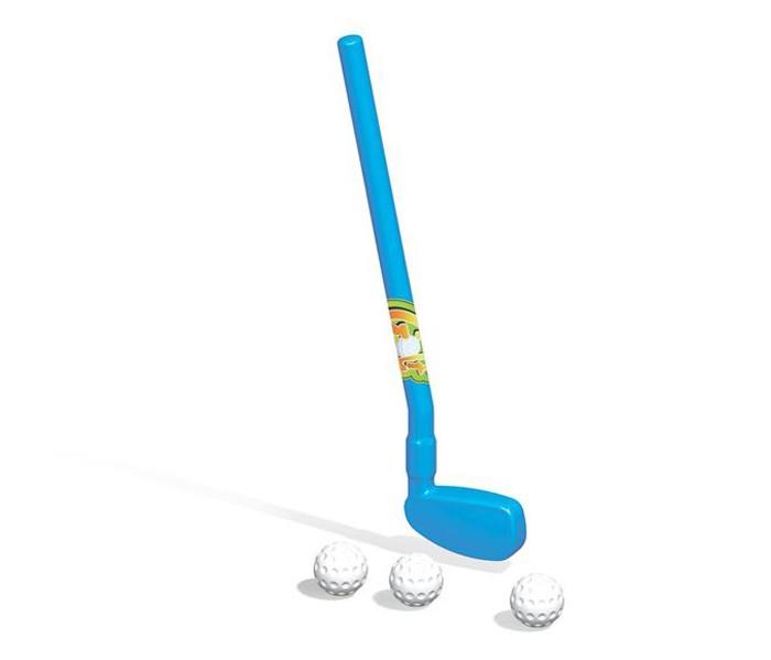 Спортивный инвентарь Dolu Набор гольф-клюшка и три мячика