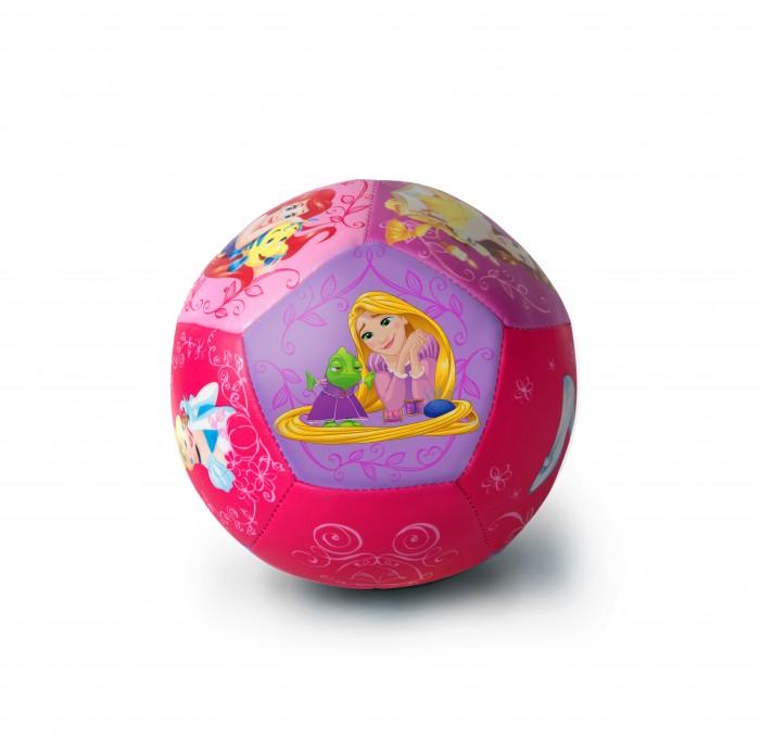 Мягкие игрушки Fresh-Trend Мяч мягкий Принцессы 12,5 см fresh trend мяч 23 см глобус с 3 лет