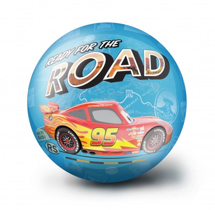 Мячики и прыгуны Fresh-Trend Мяч Тачки ROAD 15 см мячики и прыгуны fresh trend мяч доктор плюшева 15 см
