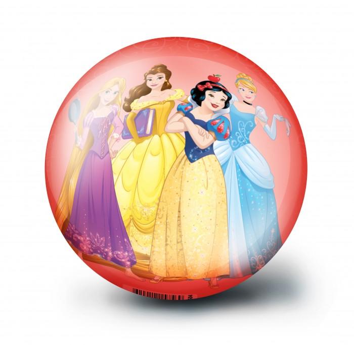 Мячики и прыгуны Fresh-Trend Мяч Принцессы 15 см 81504FT мячики и прыгуны fresh trend мяч доктор плюшева 15 см