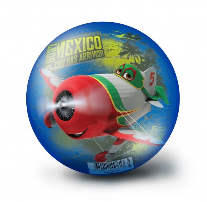 Мячики и прыгуны Fresh-Trend Мяч Самолёты 15 см мячики и прыгуны fresh trend мяч доктор плюшева 15 см