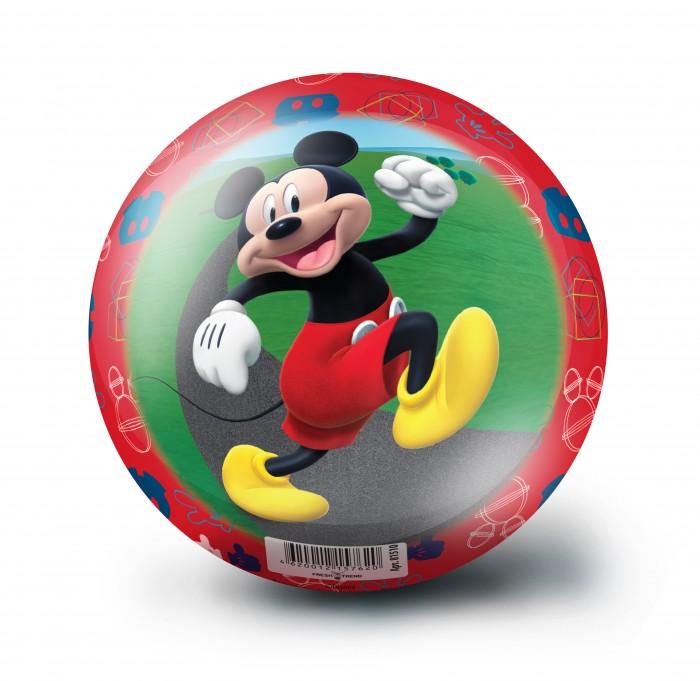 Мячики и прыгуны Fresh-Trend Мяч Микки 15 см мячики и прыгуны fresh trend мяч доктор плюшева 15 см