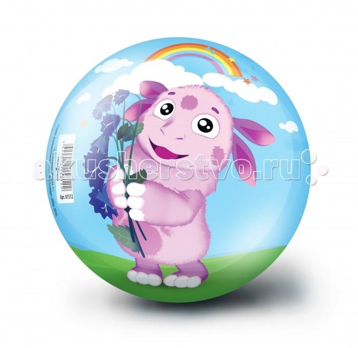 Мячики и прыгуны Fresh-Trend Мяч Лунтик 15 см 81512FT мячики и прыгуны fresh trend мяч доктор плюшева 15 см