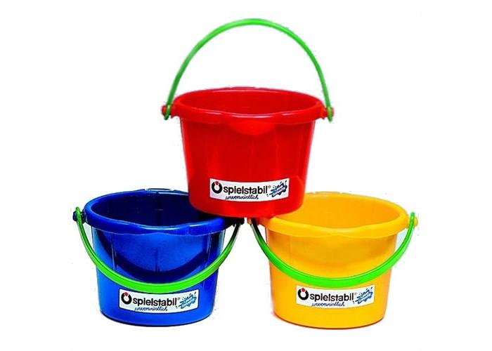 Игрушки в песочницу Spielstabil Маленькое ведерко 7204 игрушки для зимы spielstabil набор для песка малыш