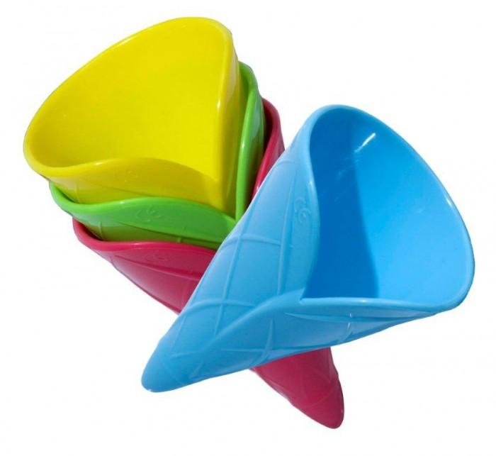 Игрушки в песочницу Spielstabil Формочка Рожок для мороженного игрушки для зимы spielstabil набор для песка малыш