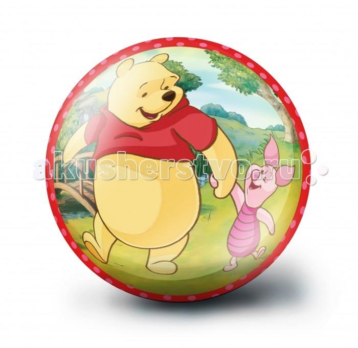 Мячики и прыгуны Fresh-Trend Мяч Винни Пух 23 см 82315FT мячики и прыгуны fresh trend мяч в поисках немо 23 см
