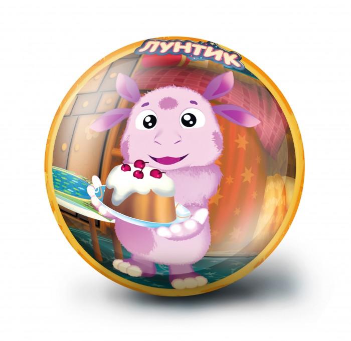 Мячики и прыгуны Fresh-Trend Мяч Лунтик 23 см 82317FT fresh trend мяч 23 см глобус с 3 лет