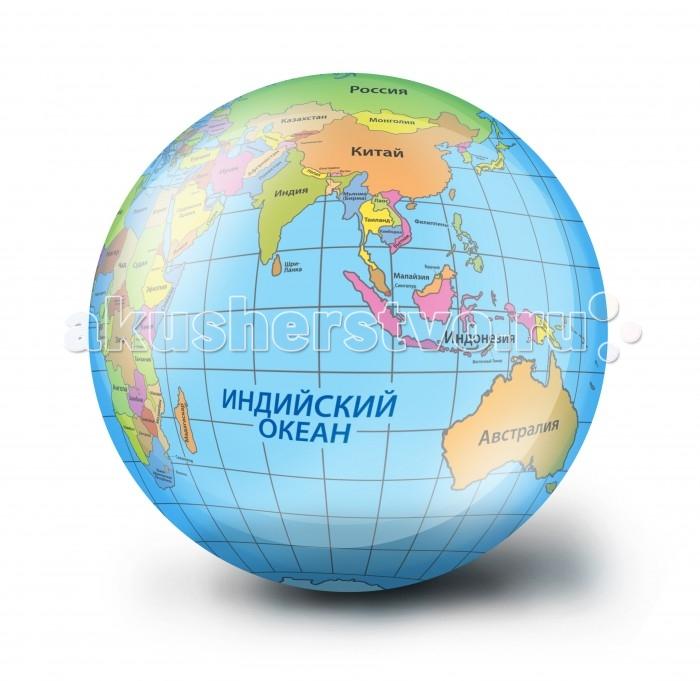 Купить Fresh-Trend Мяч Глобус 23 см 82320FT в интернет магазине. Цены, фото, описания, характеристики, отзывы, обзоры