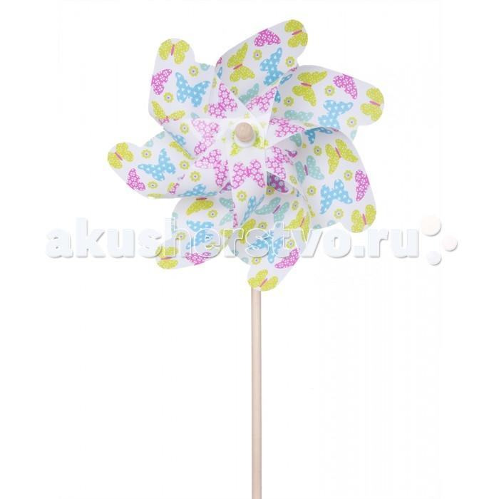 Товары для праздника Fresh-Trend Ветрячок Бабочки 110 см