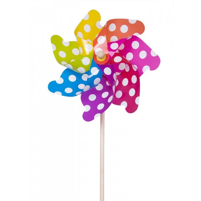 Товары для праздника Fresh-Trend Ветрячок Радужный 110 см