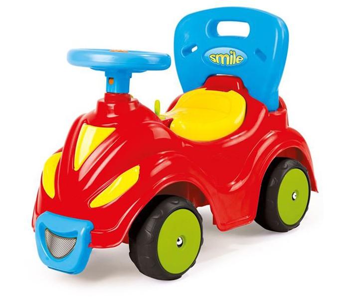 Каталка Dolu Автомобиль 2 в 1Автомобиль 2 в 1Каталка Dolu Автомобиль 2 в 1 легко адаптируется под ребенка,  изготовленная из прочного пластика. Ребенок сможет передвигаться и получать море положительных эмоций и приятных ощущений. С такой машиной не только прогулки, но и игры малыша станут веселее и увлекательнее.  Особенности: у машинки есть багажник под сидением машинка легко адаптируется под ребенка основной цвет автомобиля - красный.<br>