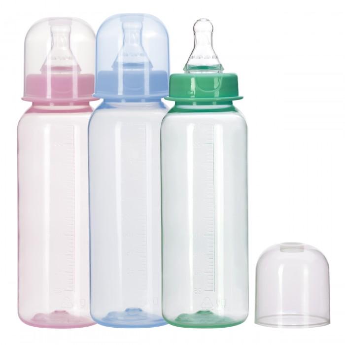 Бутылочки Курносики цветная с силиконовой соской 250 мл курносики бутылочка с силиконовой соской 11112 0 250 мл