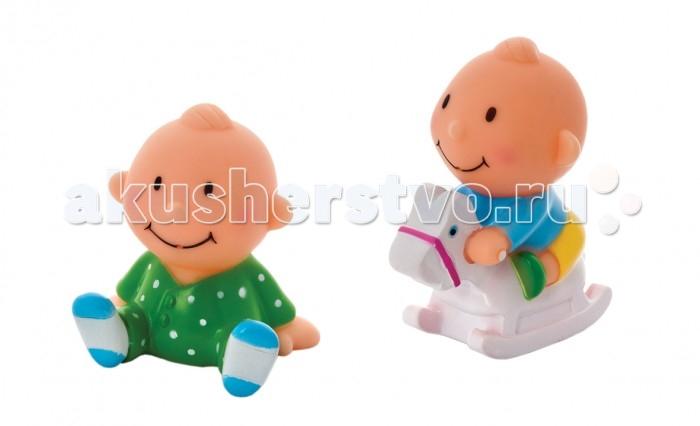Игрушки для ванны Курносики Набор игрушек-брызгалок для ванны Веселая игра игрушки для ванны tolo toys набор ведерок квадратные