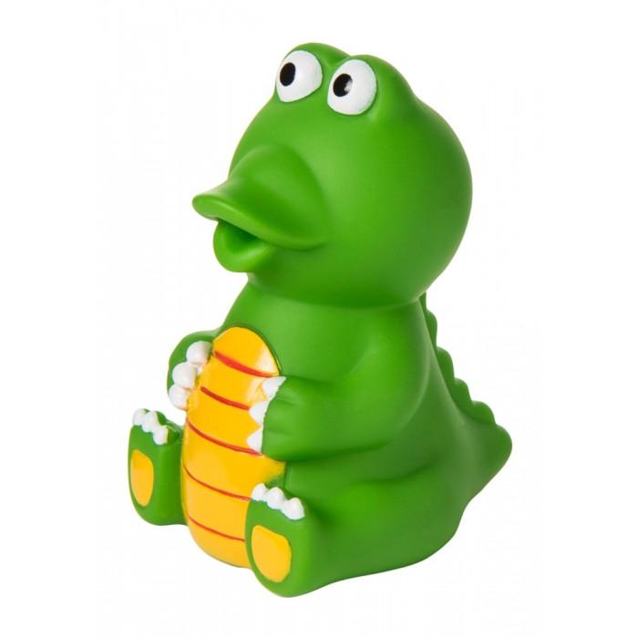 Игрушки для ванны Курносики Игрушка для ванны Крокодил 25166 barneybuddy barneybuddy игрушки для ванны стикеры веселая ферма