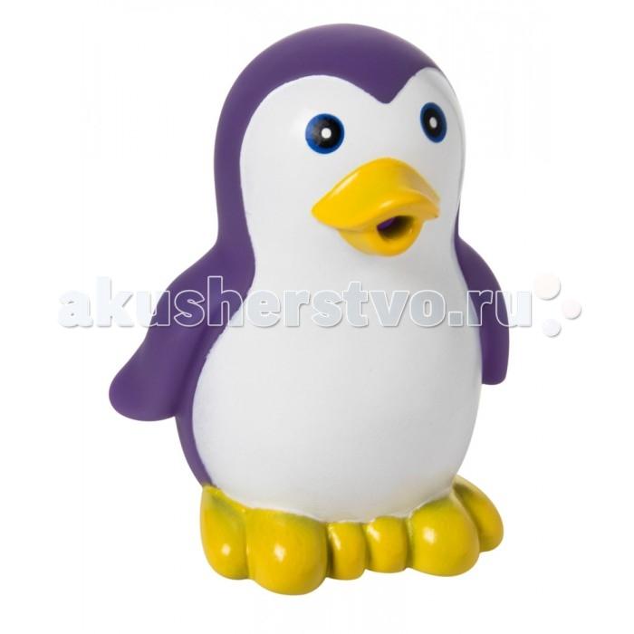 Игрушки для ванны Курносики Игрушка для ванны Пингвин 25165 мягкая игрушка пингвин tux купить
