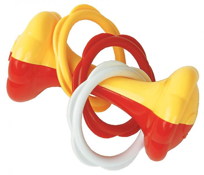 Погремушки Курносики Игрушка-погремушка Гантелька погремушки amico развивающая игрушка гантелька ферма