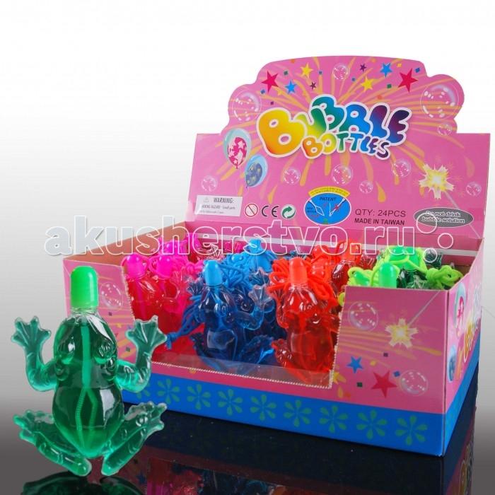 Мыльные пузыри Hold Enterprise Мыльные пузыри Лягушка-Бык игрушка sport elite мыльные пузыри ассорти 50ml a001 28262897