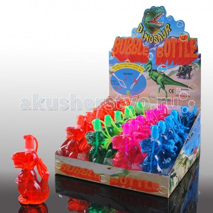 Мыльные пузыри Hold Enterprise Мыльные пузыри Динозавр