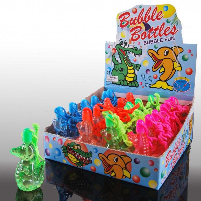Мыльные пузыри Hold Enterprise Мыльные пузыри Аллигатор игрушка sport elite мыльные пузыри ассорти 50ml a001 28262897