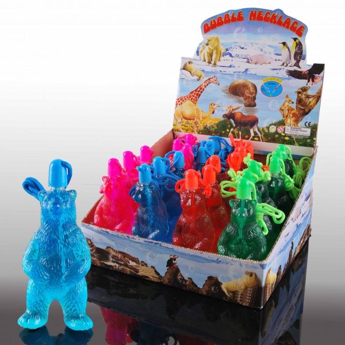Мыльные пузыри Hold Enterprise Мыльные пузыри Медведь