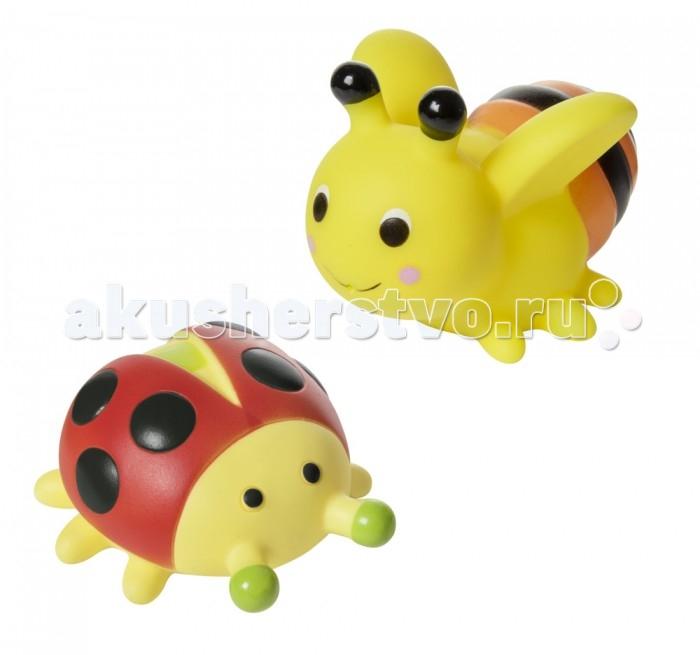 Игрушки для ванны Курносики Набор игрушек для ванны Насекомые 2 шт. игрушки для ванны пома набор для ванны транспорт 2