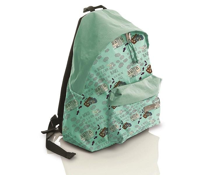 Школьные рюкзаки Faber-Castell Рюкзак городской с водоотталкивающим покрытием Тревел