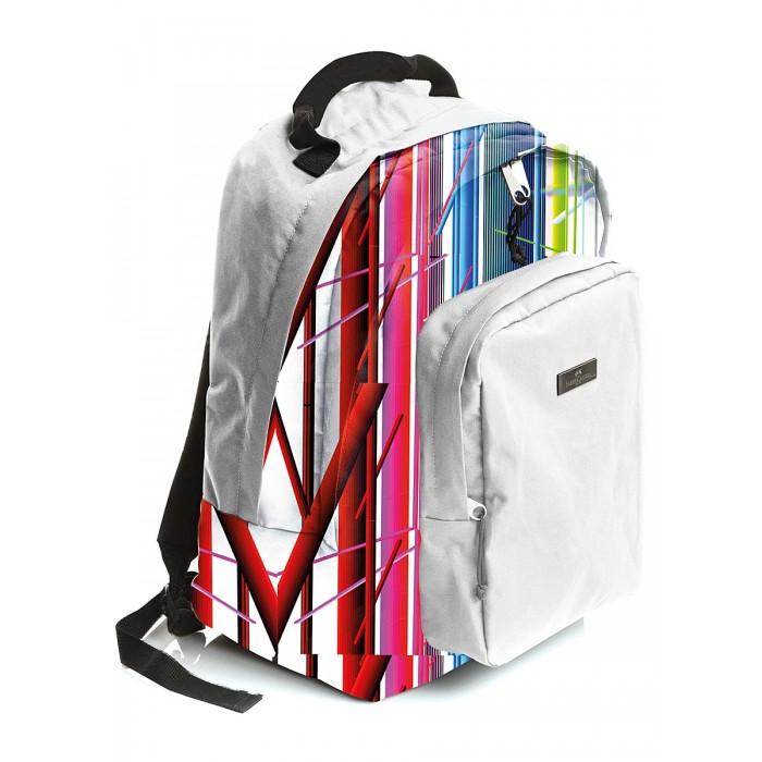 Школьные рюкзаки Faber-Castell Рюкзак с отделением для ноутбука с водоотталкивающим покрытием Фестиваль рюкзаки zipit рюкзак shell backpacks