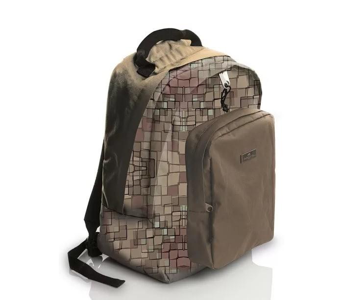 Школьные рюкзаки Faber-Castell Рюкзак с отделением для ноутбука с водоотталкивающим покрытием Колледж рюкзаки zipit рюкзак shell backpacks