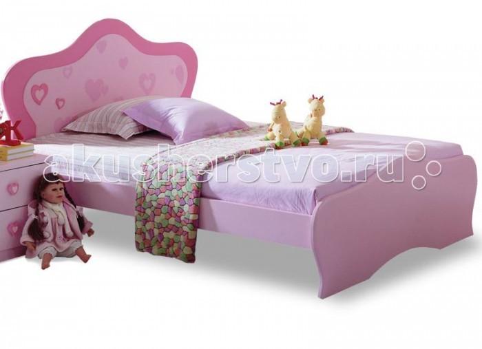 Детская мебель , Детские кроватки Milli Willi Rose арт: 30895 -  Детские кроватки