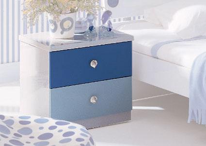 Детская мебель , Комоды Milli Willi Дельфин тумба арт: 30897 -  Комоды