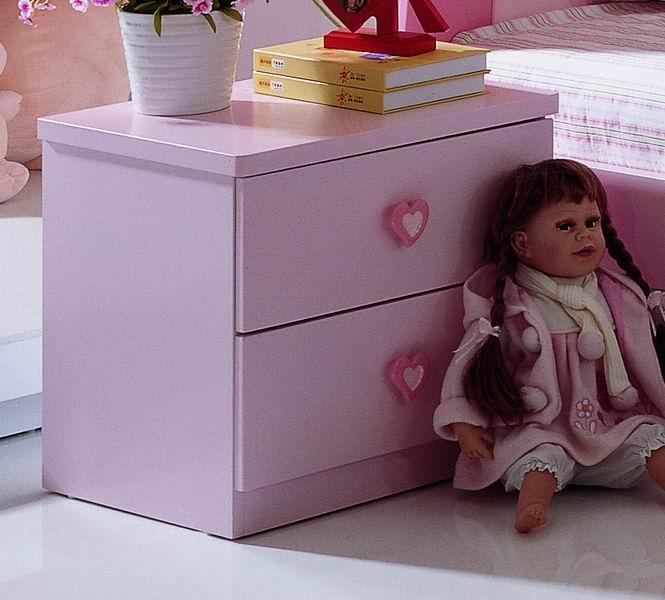 Детская мебель , Комоды Milli Willi Rose тумба арт: 30898 -  Комоды
