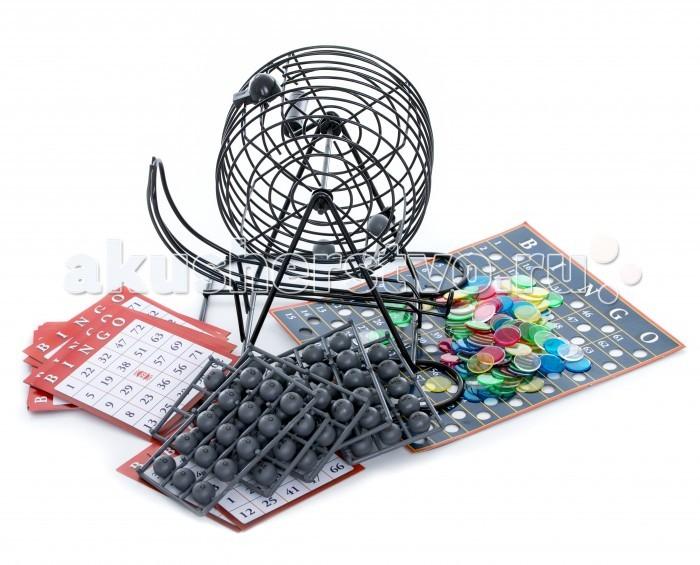 Настольные игры Spin Master Настольная игра Лото бинго делюкс настольные игры djeco игра лото дом