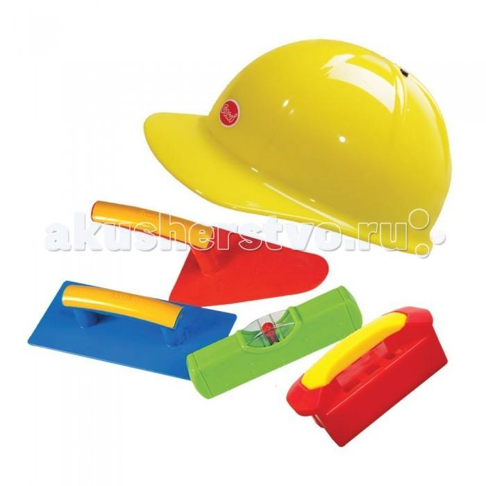 Летние товары , Игрушки в песочницу Gowi Набор строителя арт: 309634 -  Игрушки в песочницу