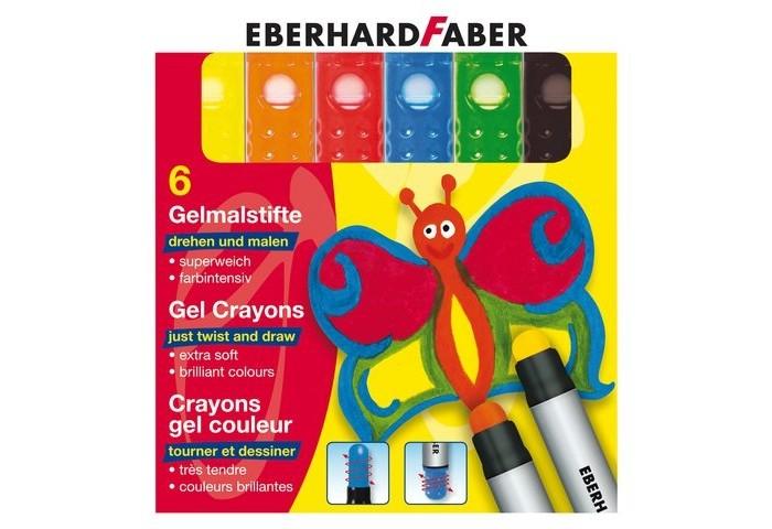 Канцелярия Faber-Castell Гелевые маркеры стандартные цвета 6 шт. стандартные куртки