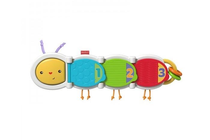 Развивающие игрушки Fisher Price Mattel Гусеница с сюрпризом