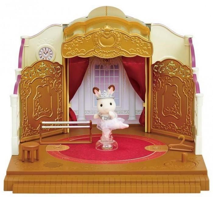 Кукольные домики и мебель Sylvanian Families Игровой набор Школа балета, Кукольные домики и мебель - артикул:310579