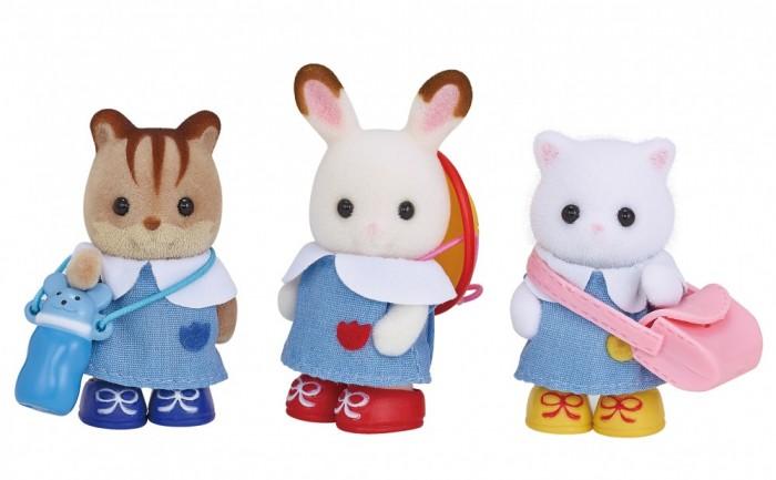 Купить Игровые наборы, Sylvanian Families Игровой набор Друзья в детском саду