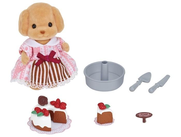 Sylvanian Families Игровой набор Украшения тортиков