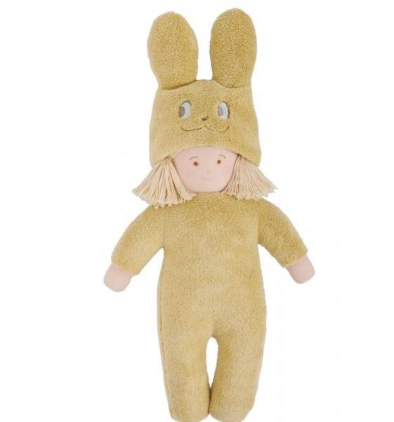 Куклы и одежда для кукол Trousselier Кукла Девочка в костюме кролика 40 см