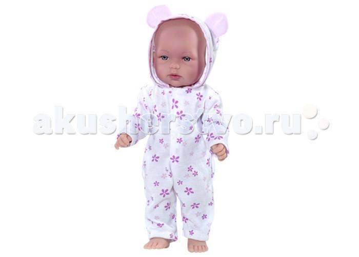 Куклы и одежда для кукол Vestida de Azul Оливия в пижамке умеет стоять серия soft touch куклы и одежда для кукол vestida de azul оливия в розовом костюме 30 см
