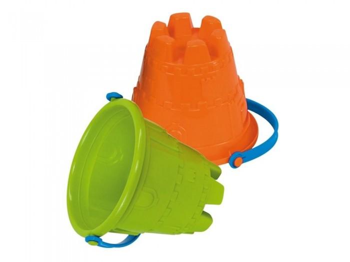 Игрушки для зимы Gowi Ведерко пляжное Крепость игрушки для зимы gowi детская лопата 39 5 см