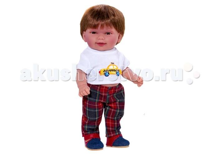 Куклы и одежда для кукол Vestida de Azul Мико стиляга умеет стоять серия soft touch куклы и одежда для кукол vestida de azul оливия в розовом костюме 30 см