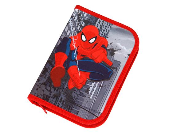Scooli Пенал с канцтоварами Spider Man (30 предметов)