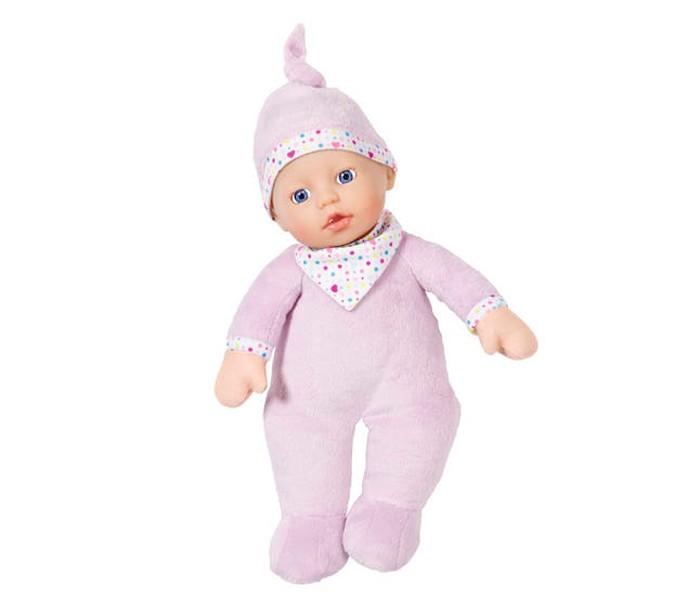 Куклы и одежда для кукол Zapf Creation Baby born Кукла мягкая 30см 823-439 кукла baby born