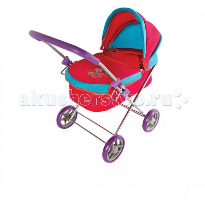 Коляски для кукол Mary Poppins Цветочек люлька коляска люлька для кукол синий белый принтт57326